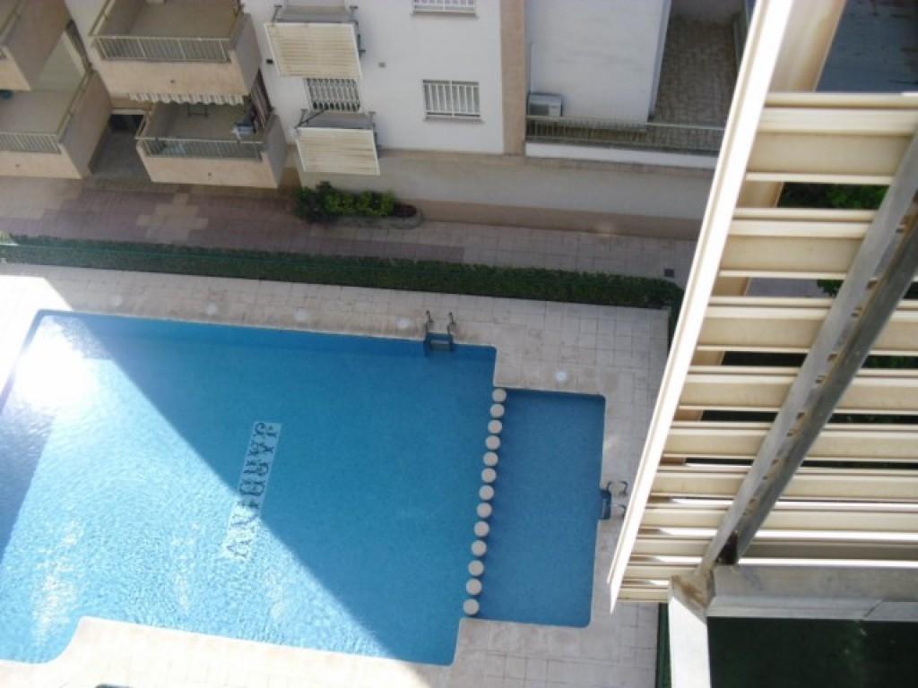 PLAYA GANDIA , PISCINA Y GARAJE | Inmobiliaria Mar Salà